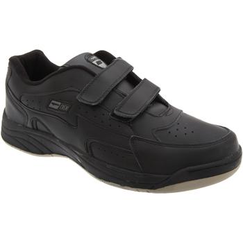 Skor Herr Sneakers Dek Arizona Svart