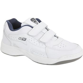 Skor Herr Sneakers Dek Arizona Vit
