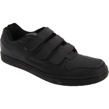 Skor Herr Sneakers Dek Charing Cross Svart