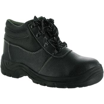 Skor Herr safety shoes Centek FS330 Svart