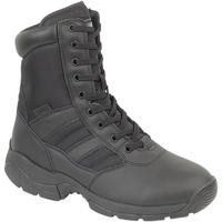 Skor Dam safety shoes Magnum Panther Svart
