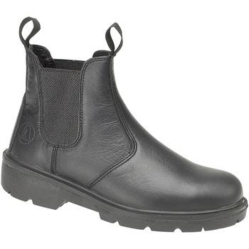 Skor Boots Amblers FS116 (BLACK) Svart
