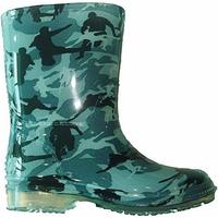 Skor Pojkar Gummistövlar Cotswold PVC KIDS WELLINGTONS Camouflage