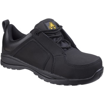 Skor Dam safety shoes Amblers 59C S1P HRO Svart