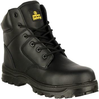 Skor Herr safety shoes Amblers 006C S3 WP Svart