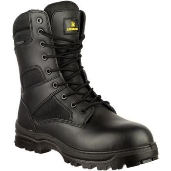 Skor Herr Boots Amblers COMBAT WP Svart
