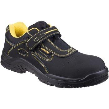 Skor Herr safety shoes Amblers 77 S1P Svart