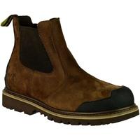Skor Herr Boots Amblers 225 S3 WP Brun