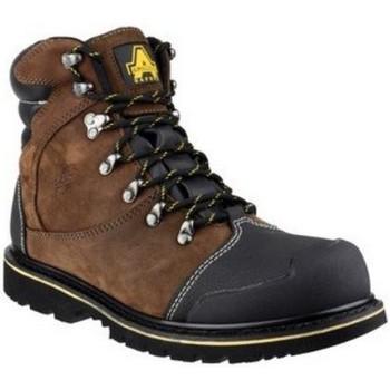 Skor Herr Boots Amblers 227 S3 WP Brun