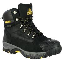 Skor Herr safety shoes Amblers 987 S3 WP Svart