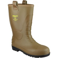 Skor Herr safety shoes Footsure 95 TAN PVC RIGGER Tan