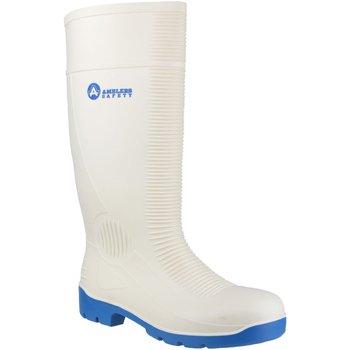 Skor Herr safety shoes Amblers 98 SAFETY WELLINGTON Vit