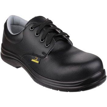 Skor Snörskor Amblers FS662 Safety ESD Shoes Svart