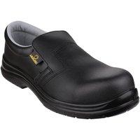 Skor Loafers Amblers FS661 Safety Boots Svart