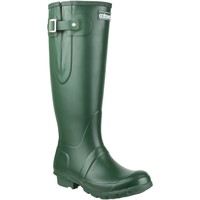 Skor Gummistövlar Cotswold Windsor Welly Boot Grön