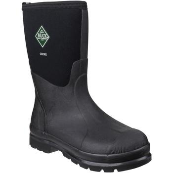 Skor Gummistövlar Muck Boots  Svart