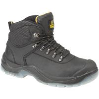 Skor Herr safety shoes Amblers FS199 (BLACK) Svart