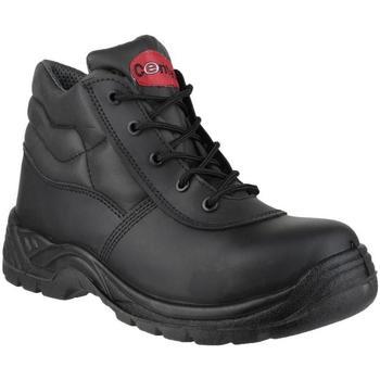 Skor Dam safety shoes Centek FS30C SAFETY Svart