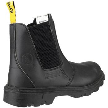 Skor Herr Boots Centek FS129 SAFETY Svart