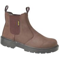 Skor Herr Boots Amblers FS128 Safety Brun