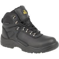 Skor Herr safety shoes Amblers FS218 Safety Svart