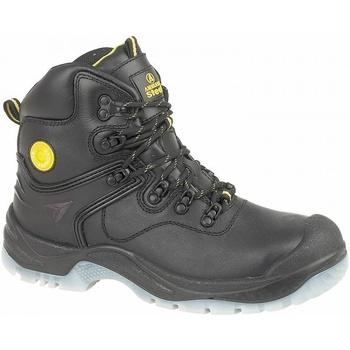 Skor Dam safety shoes Amblers  Svart