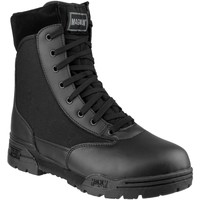 Skor Herr safety shoes Magnum Classic CEN (39293) Svart