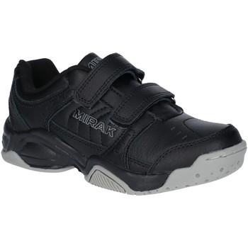Skor Dam Sneakers Mirak Contender Lace Svart