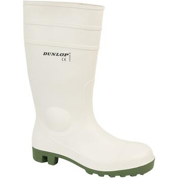 Skor Herr safety shoes Dunlop FS1800/171BV Vit