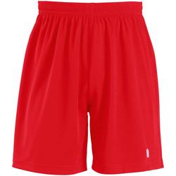 textil Barn Shorts / Bermudas Sols 01222 Röd