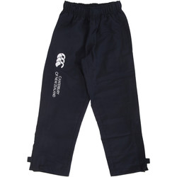 textil Barn Joggingbyxor Canterbury CN250B Marinblått