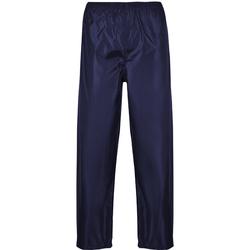 textil Herr Joggingbyxor Portwest PW167 Marinblått