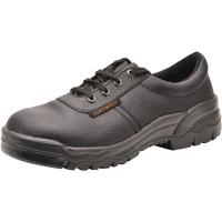 Skor safety shoes Portwest PW303 Svart
