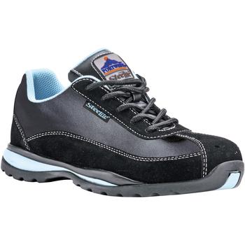 Skor Dam Sneakers Portwest PW310 Svart