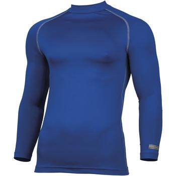 textil Herr Långärmade T-shirts Rhino RH001 Kungliga