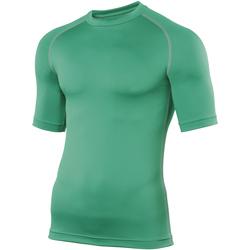 textil Herr T-shirts Rhino RH002 Grön
