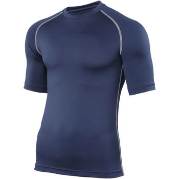 textil Herr T-shirts Rhino RH002 Marinblått