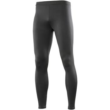 textil Herr Joggingbyxor Rhino RH011 Svart