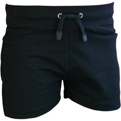 textil Pojkar Shorts / Bermudas Skinni Fit SM062 Svart
