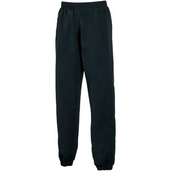 textil Herr Joggingbyxor Tombo Teamsport TL047 Svart