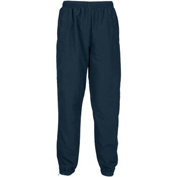 textil Herr Joggingbyxor Tombo Teamsport TL048 Marinblått