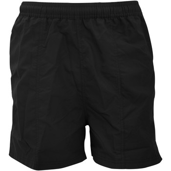 textil Herr Shorts / Bermudas Tombo Teamsport TL080 Svart