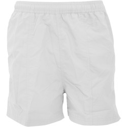 textil Herr Shorts / Bermudas Tombo Teamsport TL080 Vit