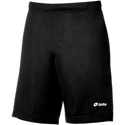 textil Pojkar Shorts / Bermudas Lotto Omega Svart