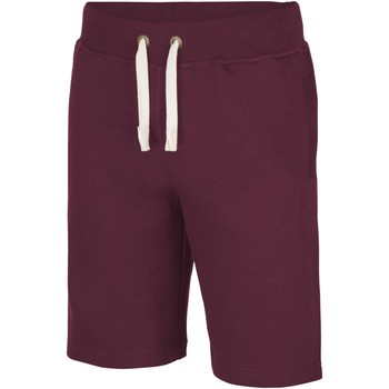 textil Herr Shorts / Bermudas Awdis JH080 Bourgogne