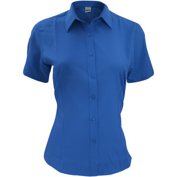 textil Herr Kortärmade skjortor Henbury HB596 Kungliga