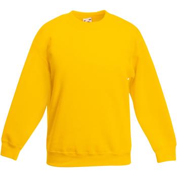 textil Barn Sweatshirts Fruit Of The Loom 62031 Solros