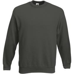 textil Herr Sweatshirts Fruit Of The Loom 62154 Kol