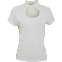 textil Dam T-shirts Kustom Kit KK755 Vit