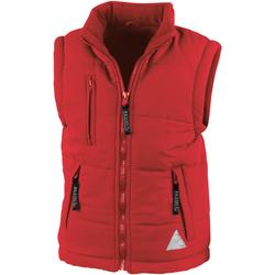 textil Täckjackor Result R88X Röd